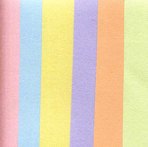 3 x 8 Pearlescent Pastel Card Blanks x 50