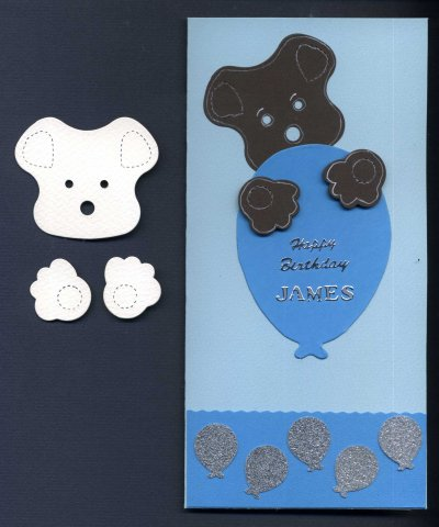 Puppy & Paws x 6 sets