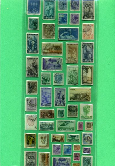 Bubbles & Borders - Stamps - Large (BS03)
