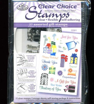 Clear Choice Stamps - Gifts & Greetings