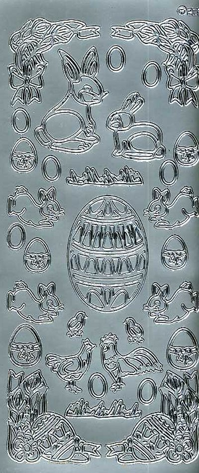 Easter Designs - Silver