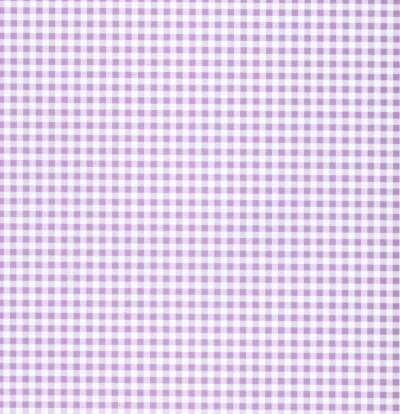 Backing Paper A4 - Lilac Gingham