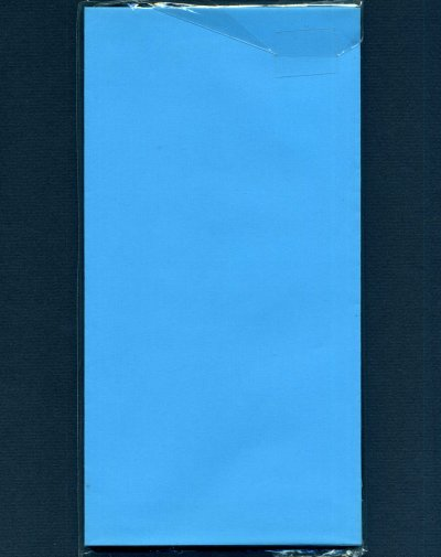 Long Envelopes - Turquoise x 10