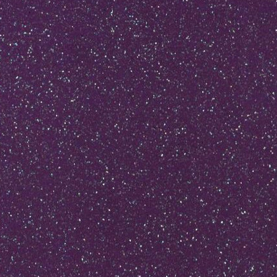 Glitter Card A4 - Purple