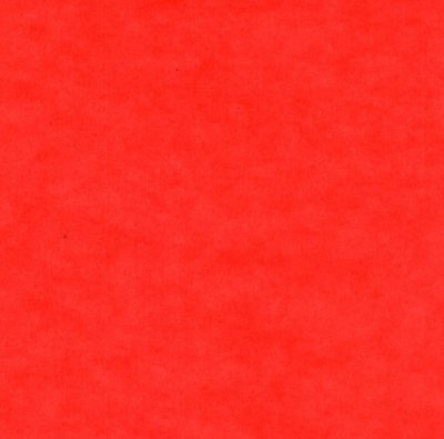 Plain Vellum A4 - Red