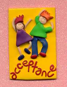 3D Whimsical Topper - Acceptance