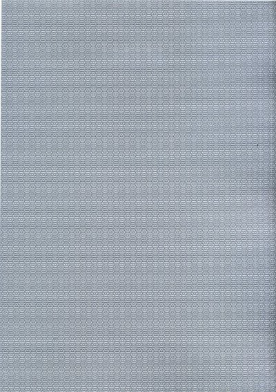 Embossed Card A4 - Silver (Honeycomb) - 230gsm