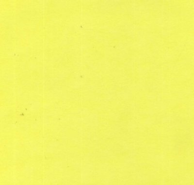 Plain Vellum A4 - Yellow