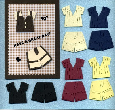 Boys Shorts & T Shirts x 6 sets