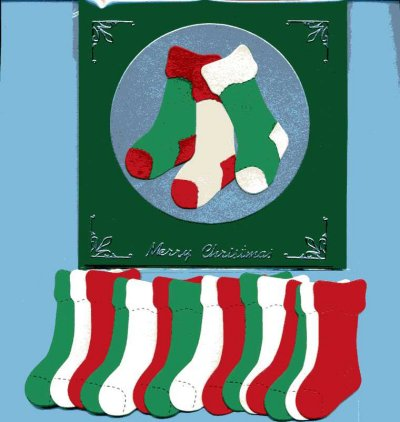 Christmas Stocking x 15