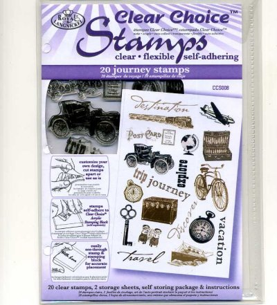 Clear Choice Stamps - Journey (Vintage)
