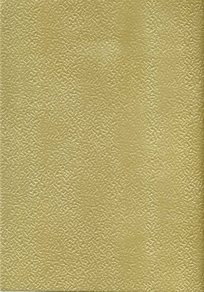 Embossed Card A4 - Gold (Woodchip) - 225gsm