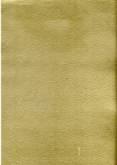 Embossed Card A4 - Gold (Celtic) - 230gsm