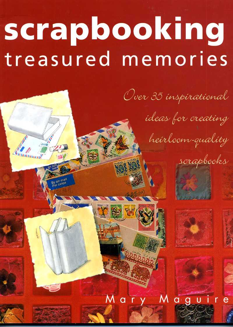 Scrapbooking Treasured Memories - Paperback