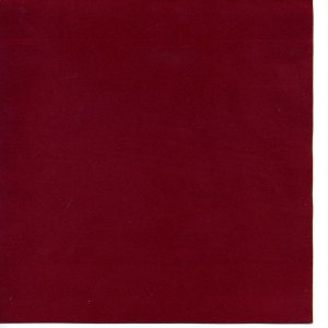 Sticky Back Flock Paper - Burgundy